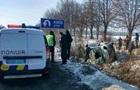 Масштабное ДТП под Киевом: столкнулись шесть авто