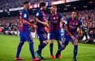 Барселона впервые в истории вышла с одним испанцем в составе