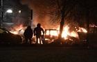 Неизвестные устроили погромы в Стокгольме