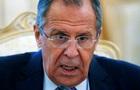 Лавров заявив про визнання лідерів ЛДНР