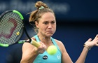 Бондаренко пробилась в третий этап турнира в Дубае, не доиграв матч до конца