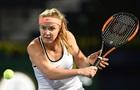 Дубай (WTA): Свитолина прошла в третий круг