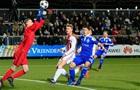 Динамо U-19 вилетіло з Юнацької ліги, сильно поступившись Аяксу