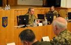 У Києві тривають оперативні збори керівництва ЗСУ