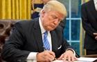 Трамп переніс підписання нового указу про міграцію