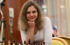 Шахматы: Музычук одержала победу в первой партии 1/2 финала ЧМ
