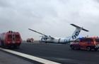 В Амстердаме аварийно сел самолет