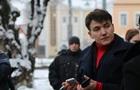 Савченко о визите в Донецк: Прошу поддержать меня
