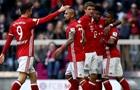 Бундеслига: Бавария уничтожила Гамбург, забив восемь мячей