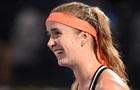 Свитолина помогла Серене Уильямс сохранить первое место рейтинга WTA