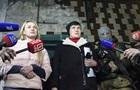 Савченко опубликовала список украинских пленных