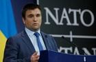 Климкин: Украине надо больше технологичного оружия