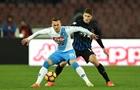 Серия А: Сенсационное поражение Наполи, Палермо и Сампдория сыграли вничью