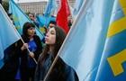 Річниця анексії Криму. Порошенко пообіцяв продовжити боротьбу