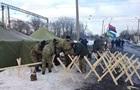Почалася блокада напрямку Донецьк-Маріуполь
