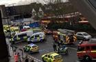 В Лондоне автомобиль въехал в толпу: пять пострадавших