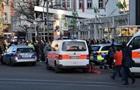 В Германии арестовали водителя, наехавшего с ножом на пешеходов