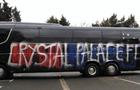 Фанати Кристал Пелас помилково зіпсували автобус своєї ж команди