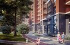 В Броварах жилой комплекс Krona Park  встроят  в лес
