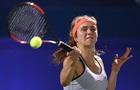 WTA подарила Свитолиной большой торт в честь триумфа