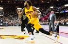 НБА: Победы Кливленда и Голден Стэйт