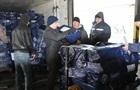 В российском гумконвое недосчитали 10 грузовиков