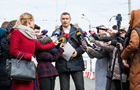 Кличко назвал причину обрушения Шулявского моста