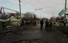 Задержаны десятки человек, напавших на блокадников