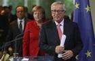 В ЕС представили пять сценариев после Brexit