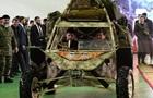 Кадыров испытал военные багги производства Чечни
