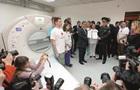 Японское правительство передало украинским военным томограф Toshiba
