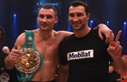 Віталій Кличко: М язи в боксі не головне, тому Володимир переможе Джошуа