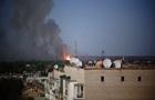 Теракт чи халатність? Пожежа на складі в Балаклії