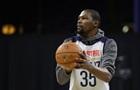 НБА: Дюрант вернется до конца регулярного чемпионата