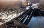 На Луганщині підірвали автомобільний міст