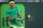 Майами (ATP): обзор стартовых матчей турнира