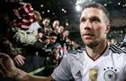Английский фанат разделся догола в матче против Германии