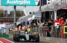 Гран-при Австралии: Хэмилтон выиграл первую практику