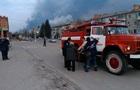 На складі в Балаклії тривають вибухи