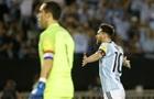 Отбор на ЧМ-2018: Месси принес Аргентине победу над Чили, Бразилия разгромила Уругвай