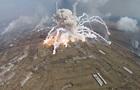 Опубліковано нове відео пожежі у Балаклії