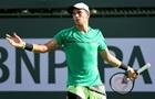 Майами (ATP): обзор матчей игрового дня