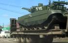 СМИ показали российские танки у украинской границы
