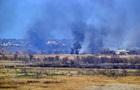 В Одесі масштабна пожежа на об їзній дорозі