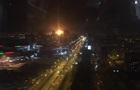 В России загорелся пороховой завод