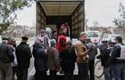 Червоний Хрест відправив у АТО 7 вантажівок допомоги