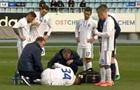 Хачериди травмировался в первом матче за Динамо в 2017 году