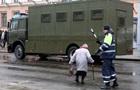 В Минске начали отпускать задержанных