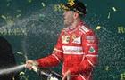 Феттель выиграл Гран-при Австралии