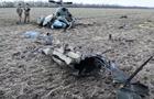 З явилося відео з місця падіння Мі-2 біля Краматорська